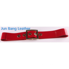Fashion Women Patent PU Belt in High Quality