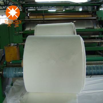 Polyester Nonwoven Geotextile for Foundation Engineering
