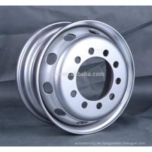 Hochwertige Lkw-Stahl-Felgen 22,5 * 8,25