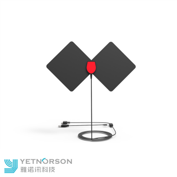 Yetnorson 470--862mhz DAB TV Antenna for Indoor