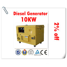 100% zuverlässige Generator-Fabrik! Weinlese 10kw Silent Diesel Generator