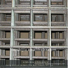 Best quality black steel bar welded mesh, concrete wire mesh