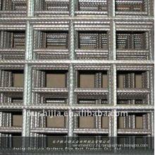 Сварная сетка из высококачественной черной стали, бетонная сетка