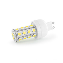 New 360degree Dimmable 4W 5050 SMD G9 LED Light Bulb Cover
