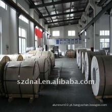 3003 bobina de alumínio para tanque de armazenamento de alimentos
