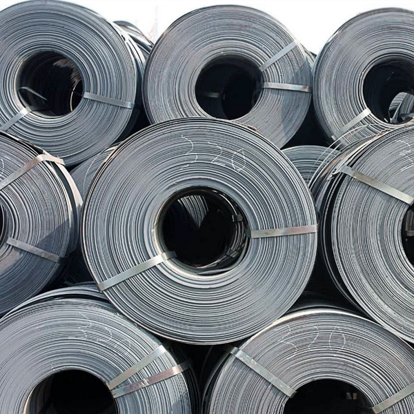 bahan binaan galvanized steel cold coil