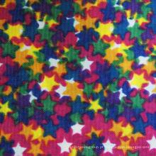 Oxford 420d impressão Nylon Crinkle tecido com revestimento de PU (XQ-420)