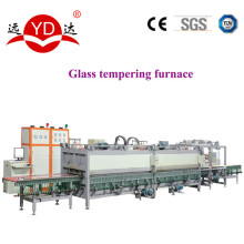 Ce Standard Safety Glass Tempering Furnace Machine
