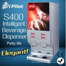 Distributeur de boissons chaud intelligent automatique