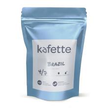 Sac de café avec fermeture à glissière / sac à glissière / poche de café moulu