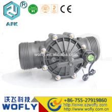 24VAC 24VDC Wasser Bewässerung Gewinde 3 Zoll Magnetventil