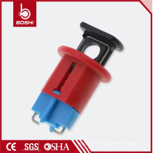 BOSHI manufacturer !!miniature circuit breaker lockout BD-D02 PIS (Pin in standard)Master breaker lockout