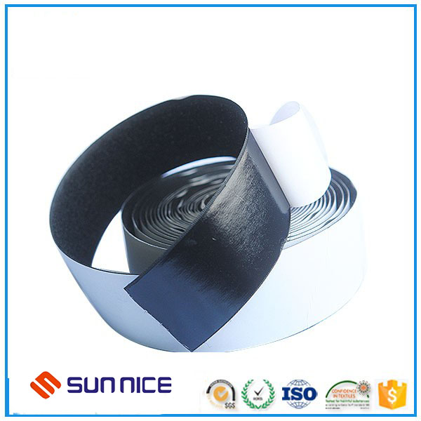 Customized hook loop fastener tape