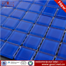 Bule swimming pool tile