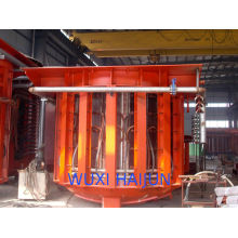 Tilting Melting Induction Furnace For Melting Steel Making