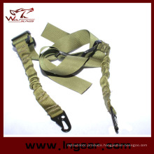 Tactical Two Point Rope Strap Hook Belt Rifle Sling for Airsoft