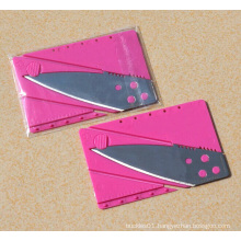 Very hot!!! high quality multifunction pocket credit card knife wholesale.