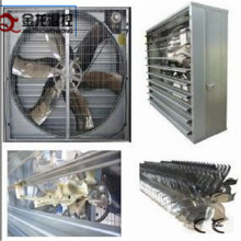 Poultry House Cooling System Exhaust Fan