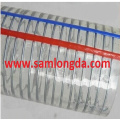 PVC Steel Wire Spring Hose with High Quality