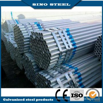 Tubo ERW Steel Square / Retangular / Round