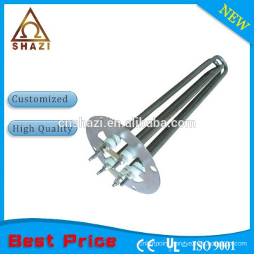 dishwasher water immersion electric heating element