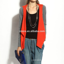 16STC8125 wool knit long open cardigan