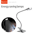 La lampe de loupe roulante pince supportent la lumière faciale de Tableau de tatouage de peau de LED