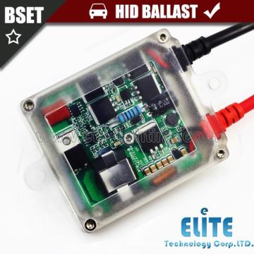 New design HID Ballast transparent Canbus HID ballast