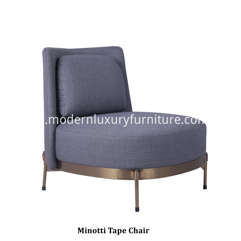 Minotti Tape Chair