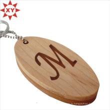 Beau porte-clé en bois design à vendre