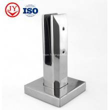 Clôture de verre pour garde-corps en acier inoxydable