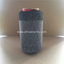 0.375mm black fashion reflective  emboridery thread