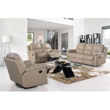 Elektrische Liege Sofa USA L & P Mechanismus Sofa Down Sofa (716 #)