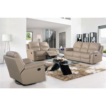 Electric Recliner Sofa USA L&P Mechanism Sofa Down Sofa (716#)