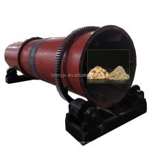 Factory Price Sale Diameter 1m roller Wood Drying Drum Machine Chip Sawdust Rotary Dryer