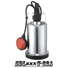 (SDL400C-32A) Cheatest Edelstahl Garten sauberes Wasser Tauchpumpe mit Kunststoffboden
