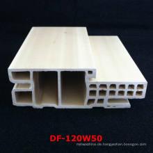 E Art WPC Türrahmen WPC Tür Jamb WPC Tür Tasche WPC Tür Architrave Df-120W50