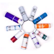 Bolsas de plástico laminadas de encargo del anuncio publicitario
