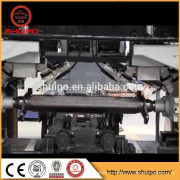 Robot automático de alta calidad de la soldadura del árbol de la venta caliente / máquina de soldadura mig automática / máquina automática del eje del remolque