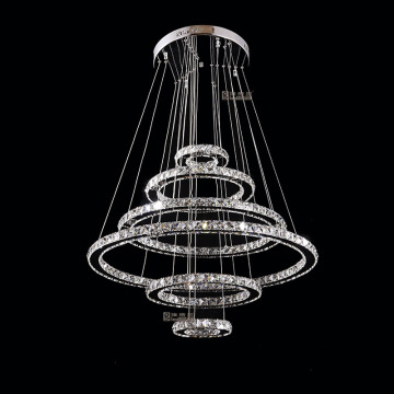 Large Chandelier for hotel Lighting Modern