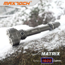Maxtoch matriz XML U2 1800 lúmenes linterna de Led