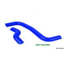 Toma de aire azul de la manguera del radiador del silicón para Toyota Levin Ae111 / Ae101g