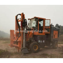 Vibratory Hammer Hydraulic Pile Driver