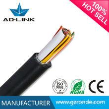 El mejor cable multicolor del precio / cable de par trenzado 2 alambre de Ronde