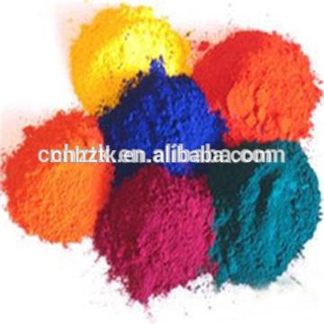 Dispersionsfarbstoffe für Polyester