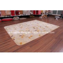 Роскошные норковые Рашель полиэстер пикник ковер (NMQ-CPT010)