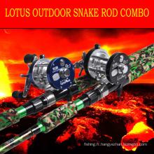 Superstrong Snake Rod Combo Dévidoir