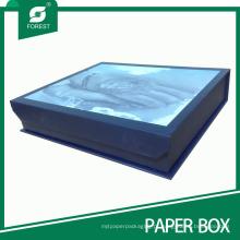 Caixa de papelão de papelão de alta qualidade dobrável de alta qualidade