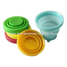 Customized Collapsible Drinking Cup