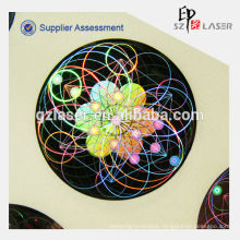 Hologram 3d self adhesive sticker